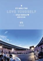 BTS - World Tour 'Love Yourself: Speak Yourself' - Japan Edition Blu-ray