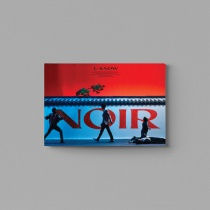 U-Know - Yun Ho Mini Album Vol.2 - NOIR (THANK U Uncut Ver.) (KR)