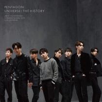 PENTAGON - Universe : The History Type A LTD