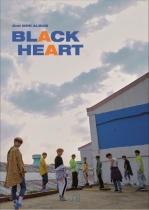 UNB - Mini Album Vol.2 - Black Heart (Heart Version) (KR)