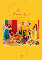 UNI.T - Mini Album Vol.1 - line (KR)