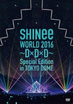 SHINee - SHINee WORLD 2016 - D x D x D - Special Edition in TOKYO