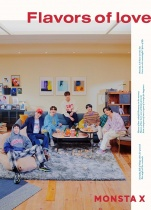 MONSTA X - Flavors Of Love First Press Limited