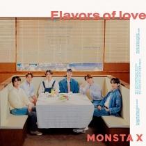 MONSTA X - Flavors Of Love First Press Regular