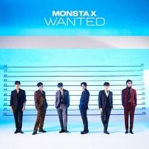 MONSTA X - Wanted Type B LTD