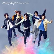 King & Prince - Mazy Night Type B LTD