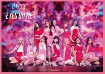 IZ*ONE - 1st Concert In Japan [Eyes On Me] Tour Final -Saitama Super Arena- [Regular Edition] Blu-ray