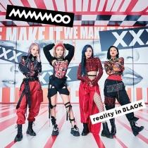 MAMAMOO - reality in BLACK - Japanese Edition -