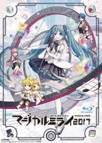 "Hatsune Miku ""Magical Mirai 2017"" Blu-ray"