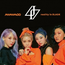 MAMAMOO - reality in BLACK - Japanese Edition - Type A LTD