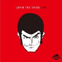 LUPIN THE THIRD JAM - Remix - Vinyl LP
