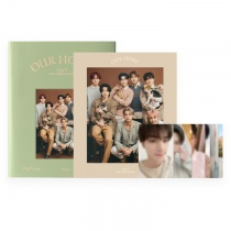 WayV - PHOTO BOOK - Our Home : WayV with Little Friends (KR) PREORDER