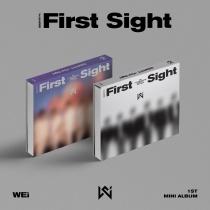 WEi - 1st Mini Album [IDENTITY : First Sight] (KR)
