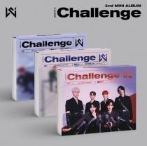 WEi - Mini Album Vol.2 - IDENTITY : Challenge (KR)