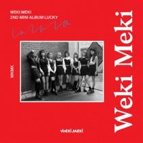 Weki Meki - Mini Album Vol.2 - Lucky (Weki Version) (KR)
