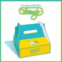 (G)I-DLE : Jeon So Yeon - Mini Album Vol. 1 - Windy (KR)