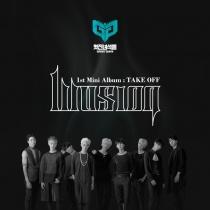 Great Guys - Mini Album Vol.1 - TAKE OFF (KR)
