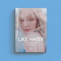 WENDY (Red Velvet) - Mini Album Vol.1 - Like Water (Photo Book Ver.) (KR)