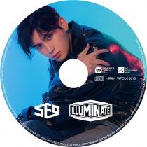 SF9 - ILLUMINATE TAE YANG LTD