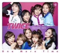 TWICE - One More Time Type B LTD