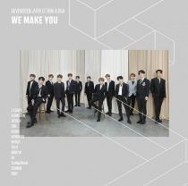 "SEVENTEEN - Japan 1st Mini Album ""We Make You"""