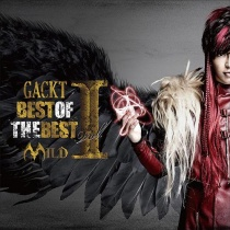 Gackt - Best of the Best Vol.1 - Mild CD/Blu-ray