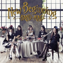 BAND-MAID - New Beginning CD+DVD