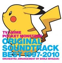 Pocket Monster (Pokemon) TV Anime Original Soundtrack Best 1997-2010