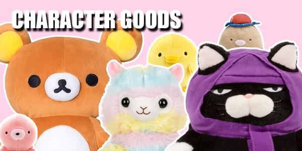 Character Goods